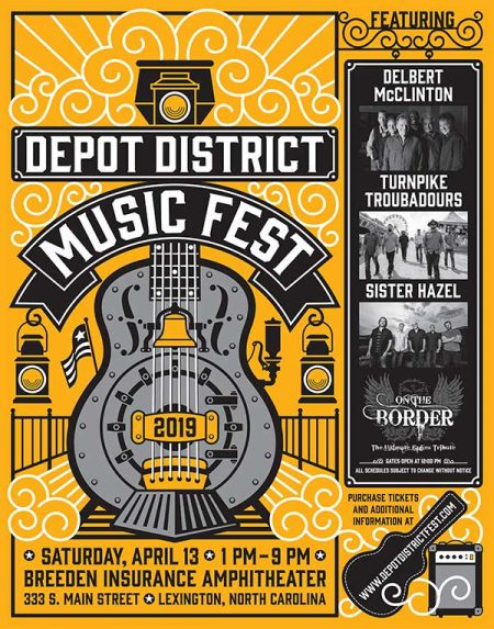Depot District Music Fest 2019